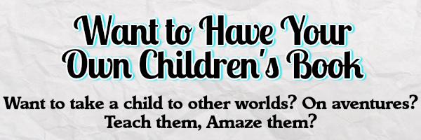 Hire a children's ghostwriter