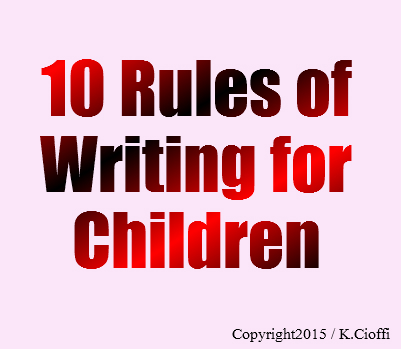 Children's Writing Tips