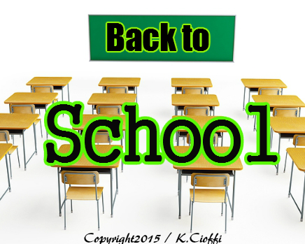 Back to school tips for kids