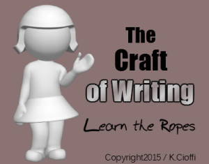 Learn the craft of writing