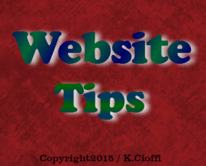 Tips on optimizing your website