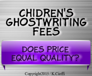 book ghostwriting fees