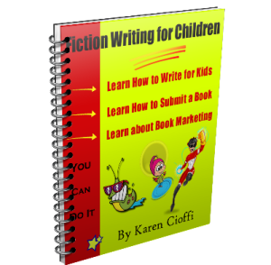 Fiction writing, writing for children ebook,