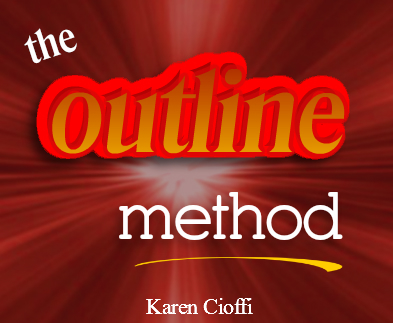 The outline method of writing