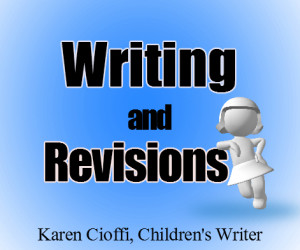 Writing and revsions.