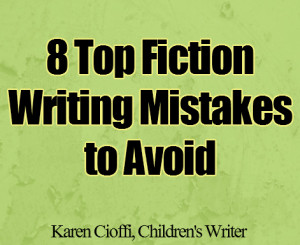 Writing mistakes to avoid