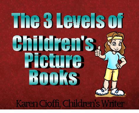 Children's picture books have three purposes..
