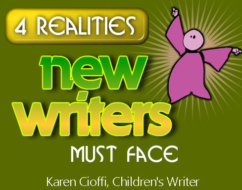 Writing tips for new writers.