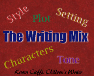 Elements in writing.