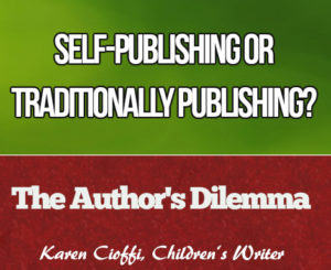 Writing a book - Should you self-publish or traditionally publish?