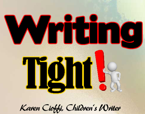 Writing tips on writing tight