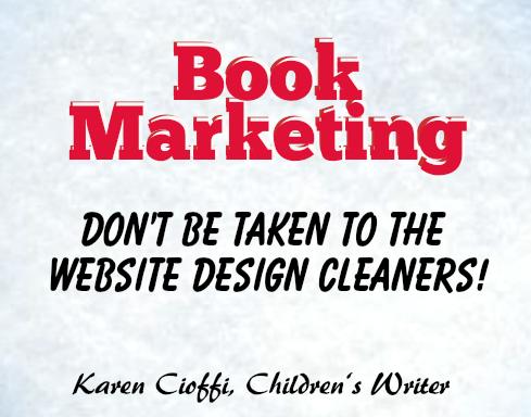 Create your own author WordPress website.