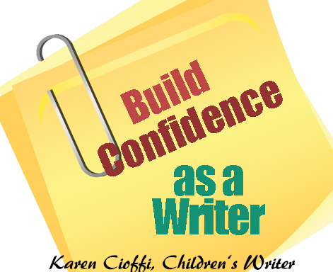 Writing confidence