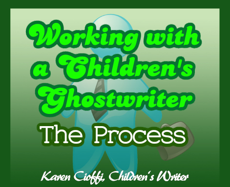 Children's ghostwriter process