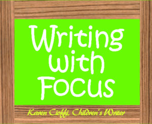 Focus in your story writing