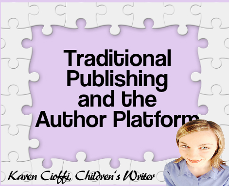 Traditional Publishing and Book Marketing