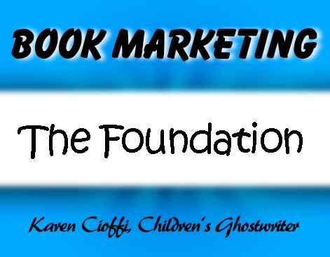Book marketing starts with a quality product
