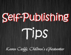 Self-publishing options