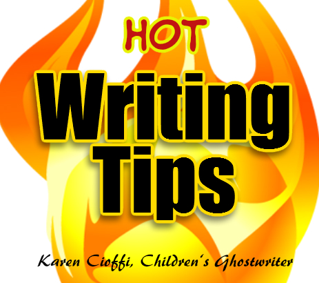 Tips on writing for children