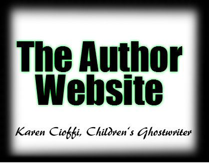 An author website is a must
