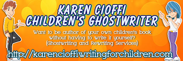 Children's Ghostwriter