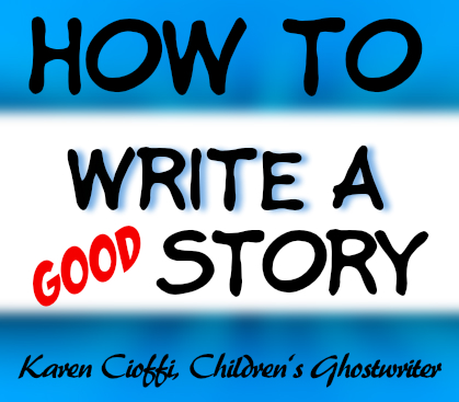 7 writing elements to writing a good story