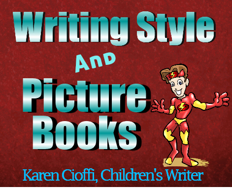 Writing Style and Picture Books