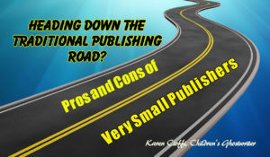 Publishing with Small Presses