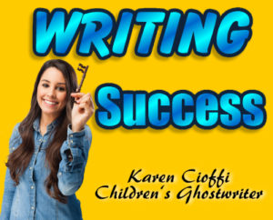 Tips on achieving writing success.