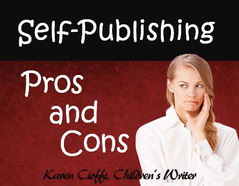 Self-publihsing tips