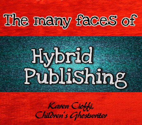 Book publishing with the hybrid publisher