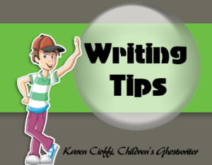 Tips to improve your writing.